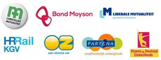 CM Bond Moyson LM HRRail KGV OZ partena neutraal ziekenfonds
